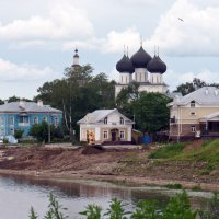 На реке Вологда. :: Марина Харченкова