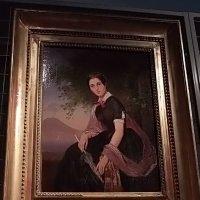 В музее Тропинина. :: Елена