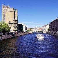 Санкт-Петербург летом :: Андрей Игоревич