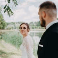 свадебное лав стори :: Анастасия Плесская