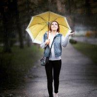 Дождик в Москве :: Alex Lipchansky