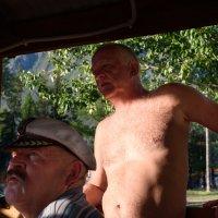 Отдых туриста :: Валерий Михмель