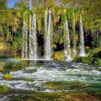 Водопад. :: Юрий. Шмаков