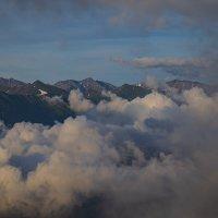 Лучше гор могут быть только горы :: Светлана Карнаух