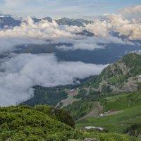Красота на высоте :: Светлана Карнаух