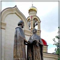 Казань.Князь Петр и Феврония. :: Ольга Митрофанова