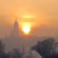Зимний закат. :: Sergii Ruban