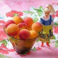 Сочный, сладкий абрикос, ты на юге жарком рос! :: Андрей Заломленков