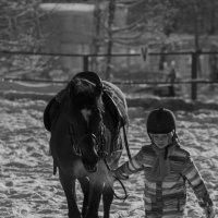 Ребёнок и Лошадь :: Nick Sun
