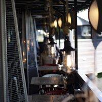 Уличное кафе :: Nick Sun