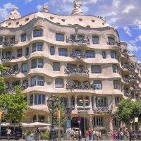 Каса-Мила в Барселоне :: Елена Елена