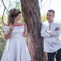 Свадьба Максима и Инны в народном стиле :: Анастасия Науменко