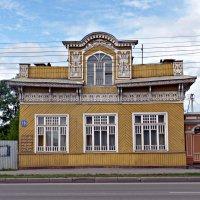 Дом дяди Гиляя. :: Марина Харченкова
