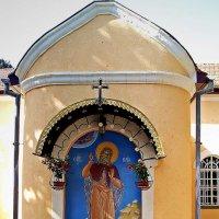 Подворье в честь святого пророка Илии в Хайфе :: Александр Корчемный