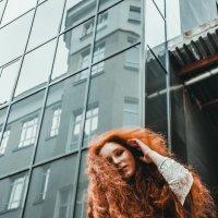 рыжая :: Анастасия Харина