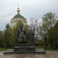 г. Орёл, памятник Лескову. :: Павел