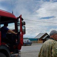 Небольшая остановка в дороге :: Валерий Михмель
