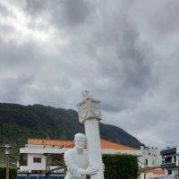 Памятник первооткрывателям острова Мадейра. :: Анастасия Богатова