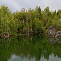 Озеро Монферрано. :: Николай Кондаков