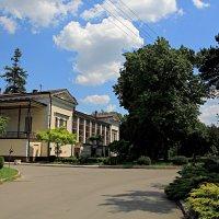 В парке КГУ :: Валентин Семчишин