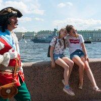 ВРИО города Петербурга :: Майя Жинка