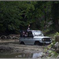 Лето в Сочи :: Михаил Розенберг