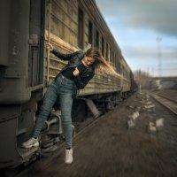 Пора сойти :: Юрий Топчиян