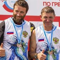 С медалью :: Александр
