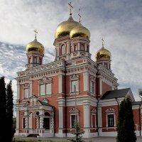 Покровский храм. Саратов :: MILAV V