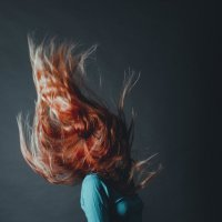 волосы :: Анастасия Харина