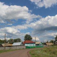Село. :: Венера Чуйкова