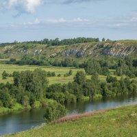 Горы на Сылве :: Алексей Сметкин