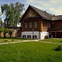 Старая купеческая усадьба в Елабуге :: Natalia Smirnova