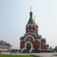 Собор Св.Илии . г.Каргат Новосибирской обл. :: Андрей Кобриков