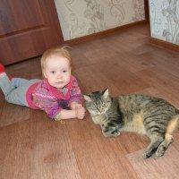 Друзья,с детства... :: Андрей Хлопонин