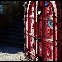 Старые ворота. :: Юрий ГУКОВЪ