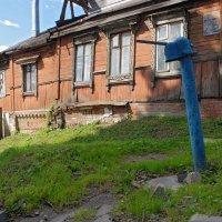 На старых улицах Посада :: Фёдор Бачков