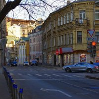Лялин переулок :: Игорь Белоногов