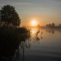 Июльский восход на Буянке. :: Виктор Евстратов