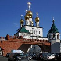 Феодоровский собор с крепостной стеной... :: Ирина Румянцева