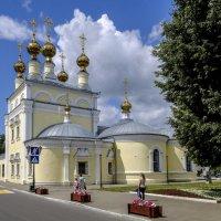 Вознесенская церковь :: Георгий А