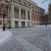 Большой Царицынский дворец :: Игорь Белоногов