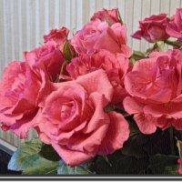 Букет роз :: Наталья Цыганова