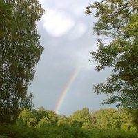 Радуга и облака. :: VasiLina *