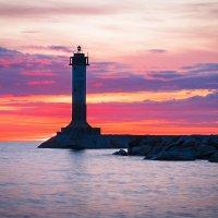 Старый маяк. :: Олег Бабурин