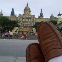 Барселона Дворец. :: Вовик Пупкин