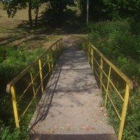 Мост через речку Лыбедь :: Tarka