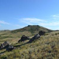 Ё моё...Гранитные камни лезут на гору,за альпинистом... :: Хлопонин Андрей Хлопонин Андрей