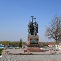 Памятник Кириллу и Мефодию :: Маргарита Батырева