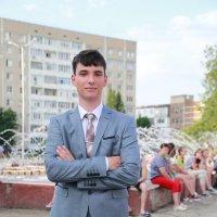 Выпускник средней школы 2019. :: Пётр Четвериков